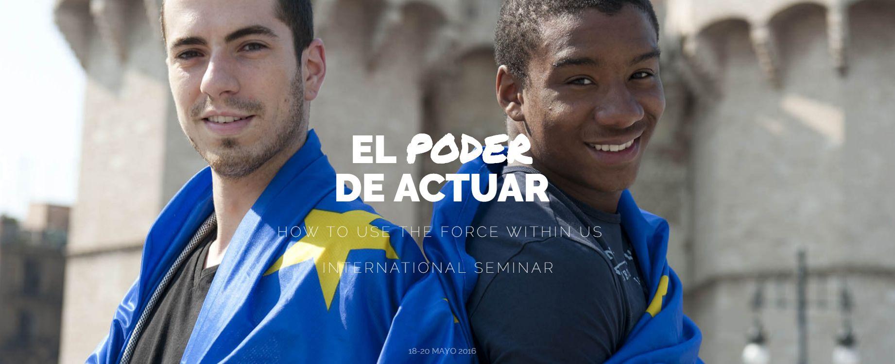 Foto de Seminario internacional 'El poder de actuar'
