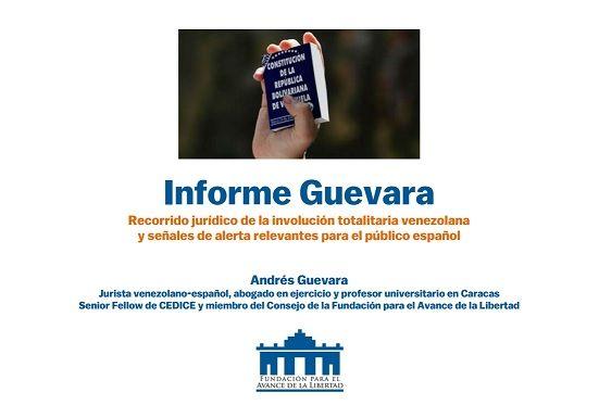 Foto de Informe Guevara