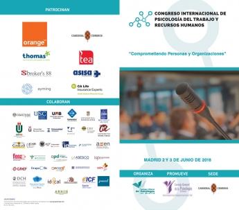Foto de Congreso Internacional de Psicología del Trabajo y Recursos