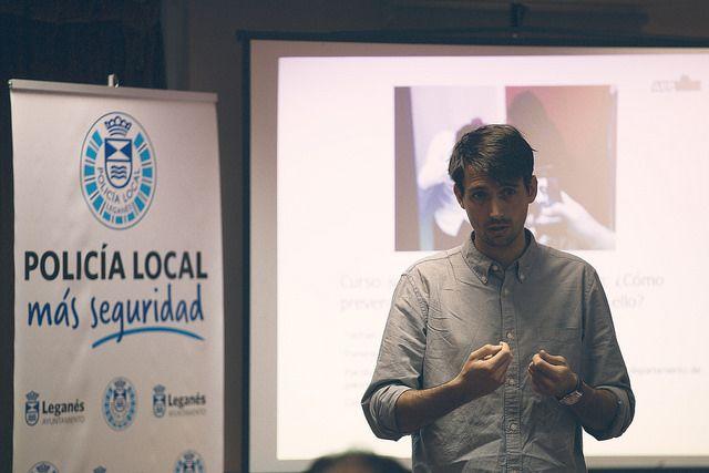 Foto de Juan Múzquiz Herrero, psicólogo experto en bullying.