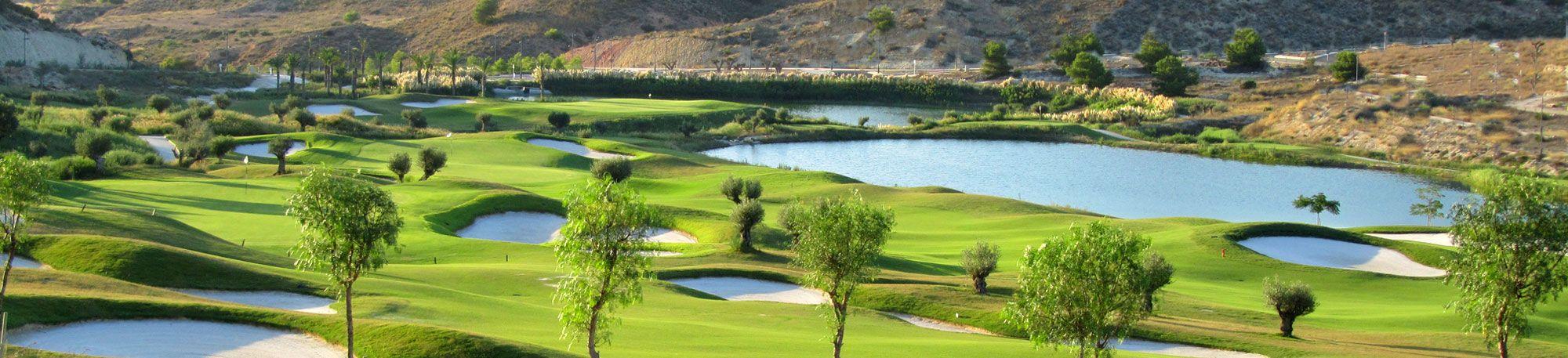 Font de llop golf