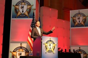 Foto de Conferencia inaugural del Director del FBI, James Comey