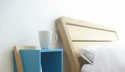 Mesitas de noche ideas para cambiar el aspecto del dormitorio notas de prensa - Ideas mesitas de noche ...