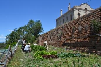 Foto de El centro utilizará recursos del entorno para producir
