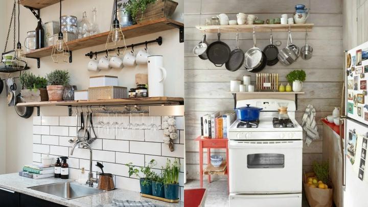 Ideas originales para organizar la cocina - Notas de prensa