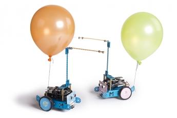 Foto de Aprender robótica es fácil y divertido
