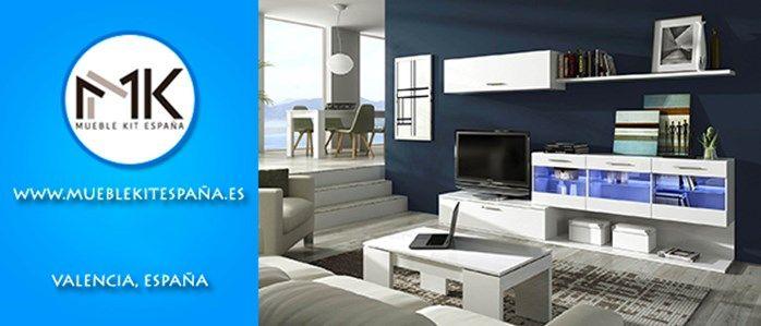 Mueble kit espa a decoraci n del hogar oficina o lugar for Decoracion del hogar muebles