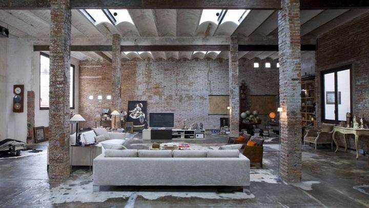 C mo convertir un piso en un loft notas de prensa - Que es un piso vinilico ...
