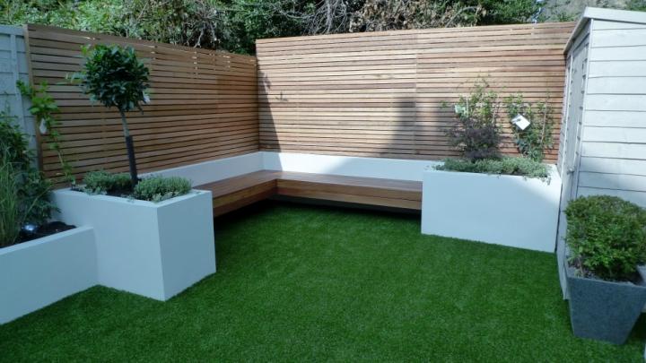 Evitar miradas ajenas en nuestra terraza conseguir privacidad notas de prensa - Ocultacion para jardin ...