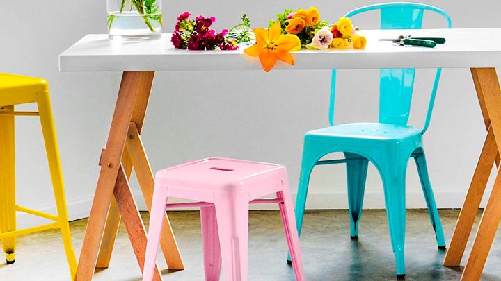 Un repaso a las sillas m s conocidas del interiorismo for Silla diseno famosas
