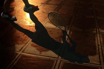 Tenis en India
