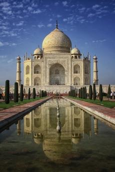 Foto de Taj Mahal (Agra, India)