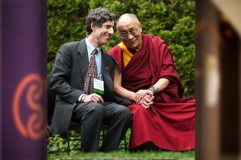 Foto de Cinco de los líderes  mundiales y dos mentes visionarias