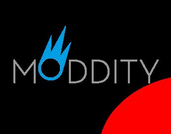 Foto de Logo Moddity