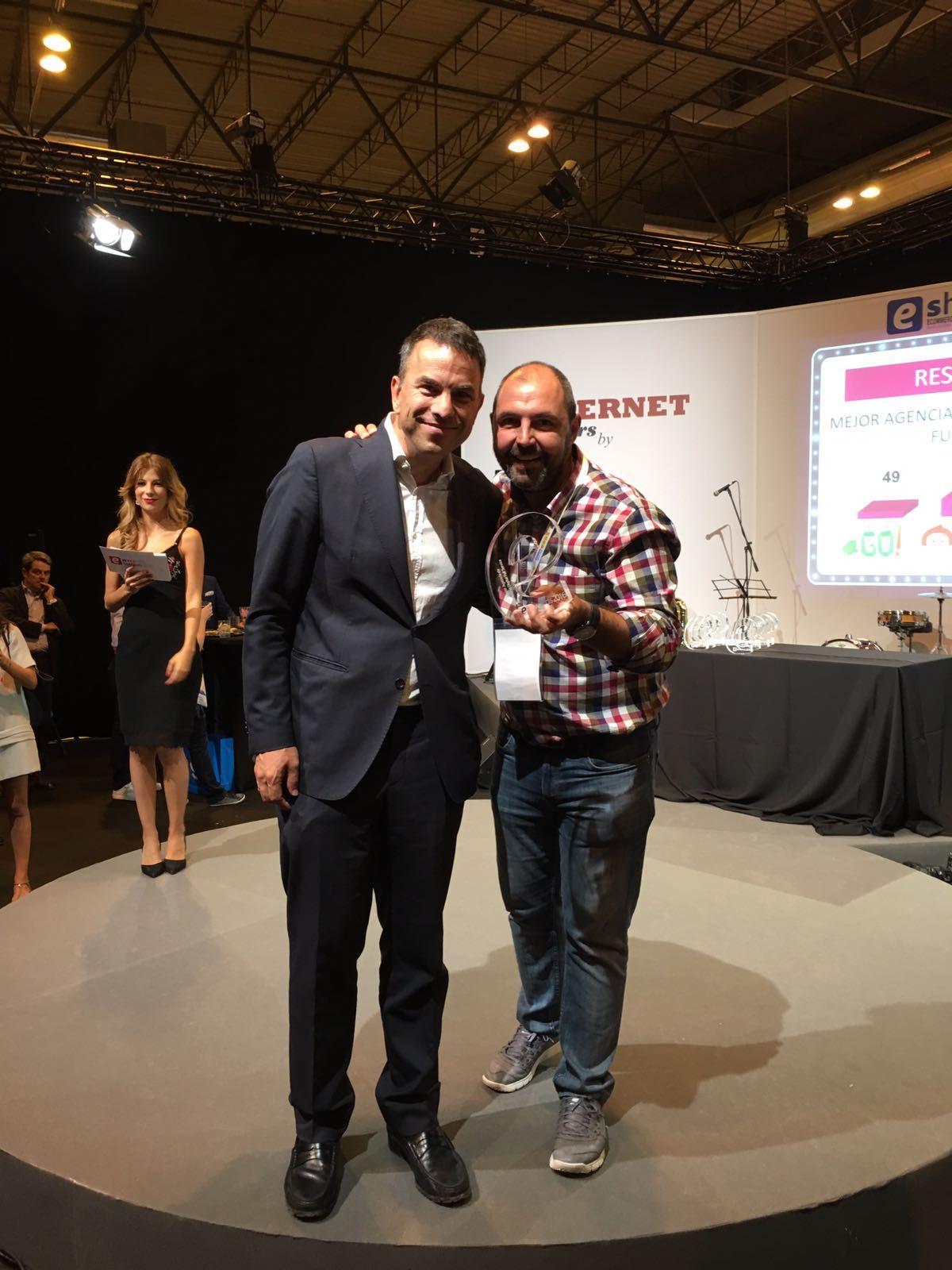 Foto de Recogida de premio