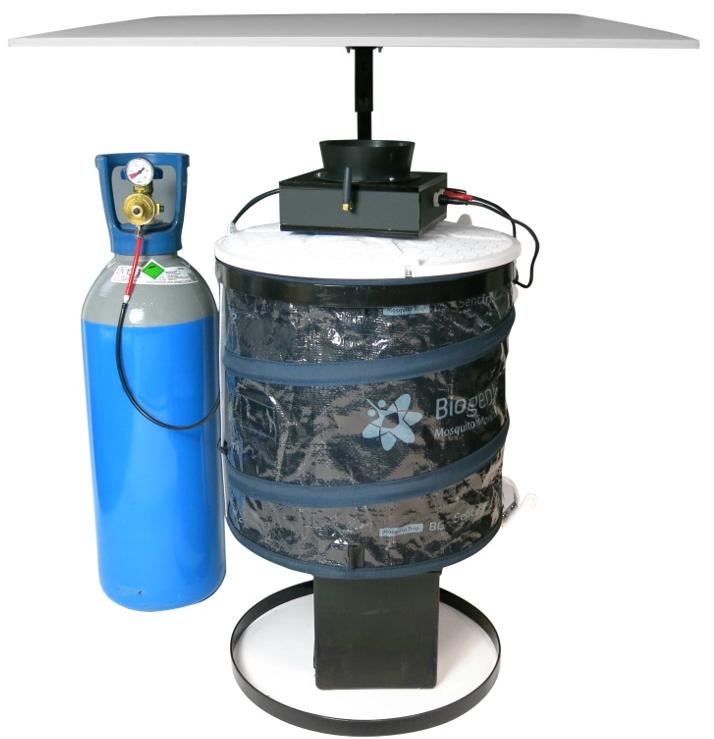 Foto de Trampa inteligente para control de mosquitos