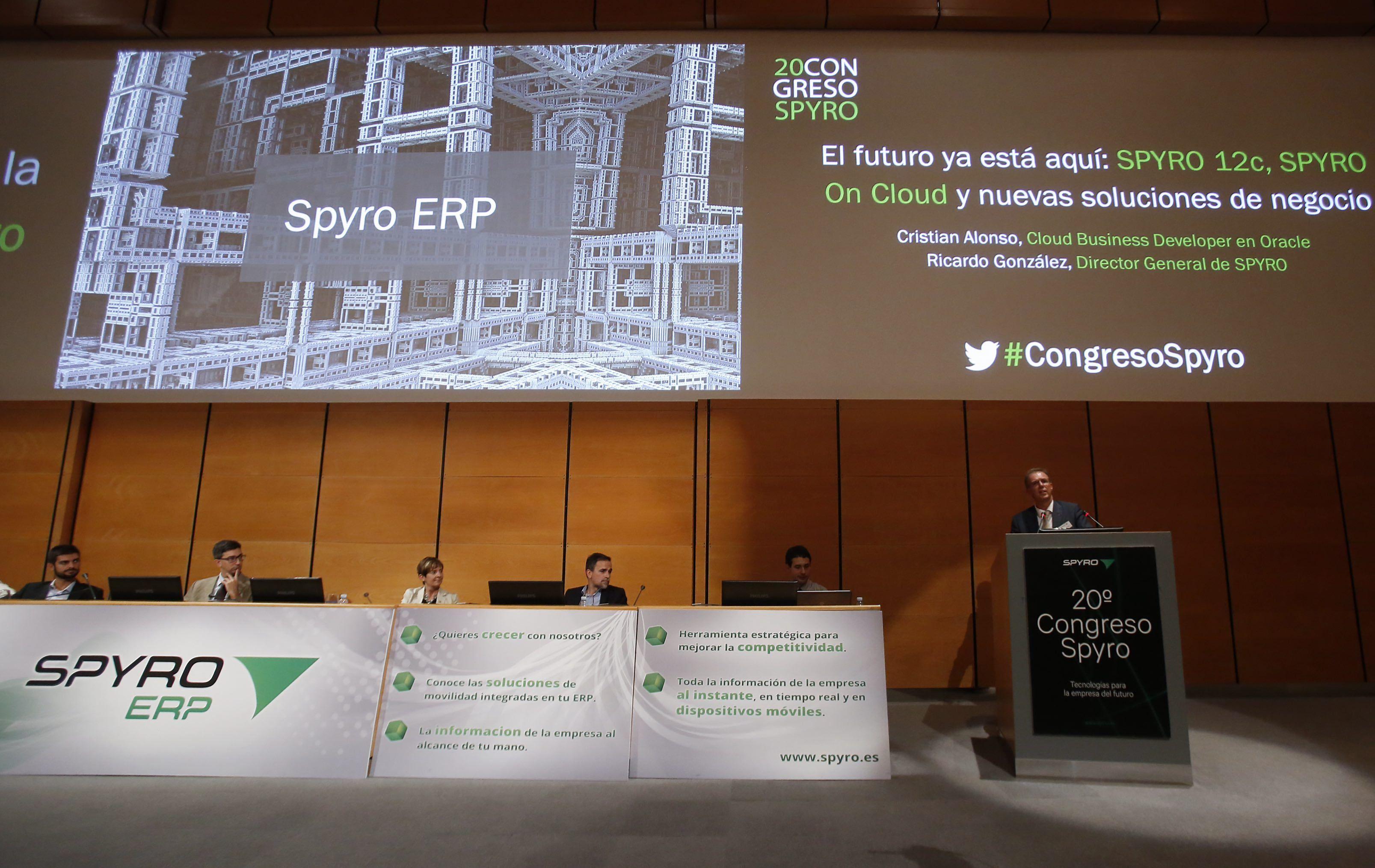Foto de CONGRESO TECNOLOGIÍAS PARA LA EMPRESA DEL FUTURO