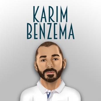 Foto de Karim Benzema