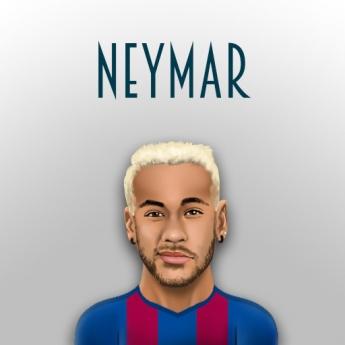 Foto de Neymar