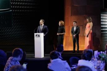 Foto de Entrega de premios de los Fun&Serious Awards