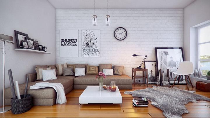 La madera un elemento para decorar una casa natural for Cosas de casa decoracion online