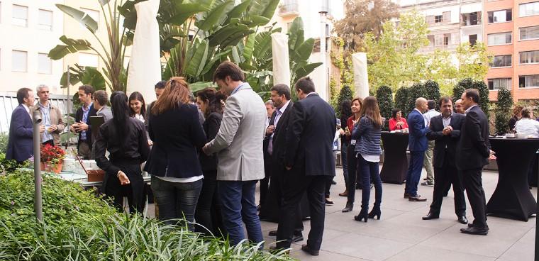 Fotografia Celebración del Congreso Anual 'TG16 User Forum'