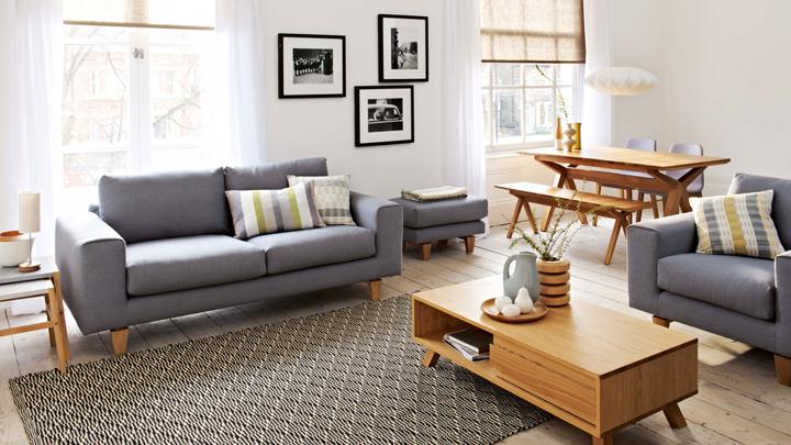 Toma asiento: las últimas tendencias en sofás - Notas de prensa
