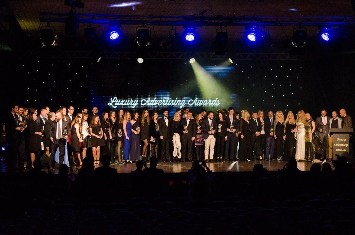 Foto de Imagen de la gala Luxury Awards 2015