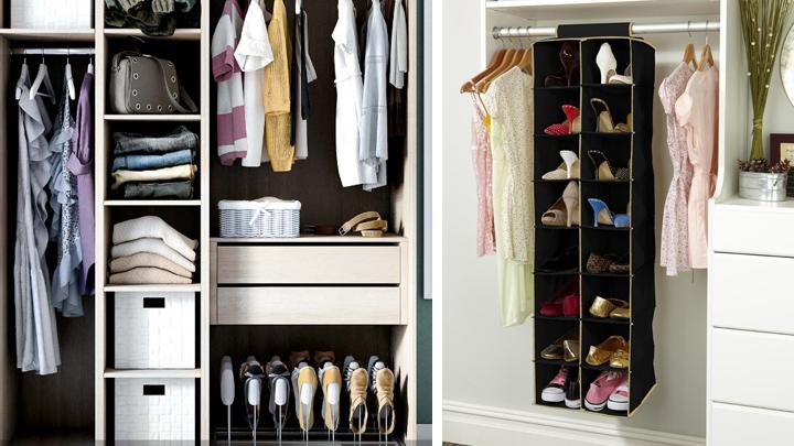 Ideas para organizar el armario con mucho estilo notas de prensa - Ideas para organizar el armario ...