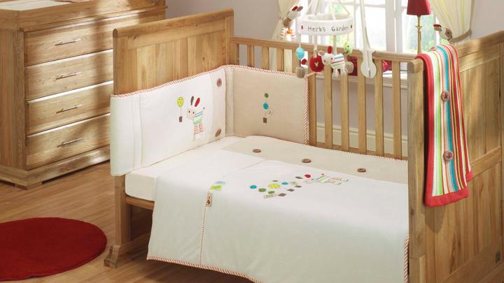 Los consejos esenciales para decorar la habitación de un bebé ...