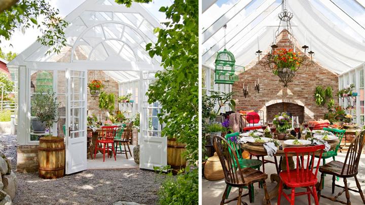 Las mejores ideas para tener un invernadero en casa - Invernadero para casa ...
