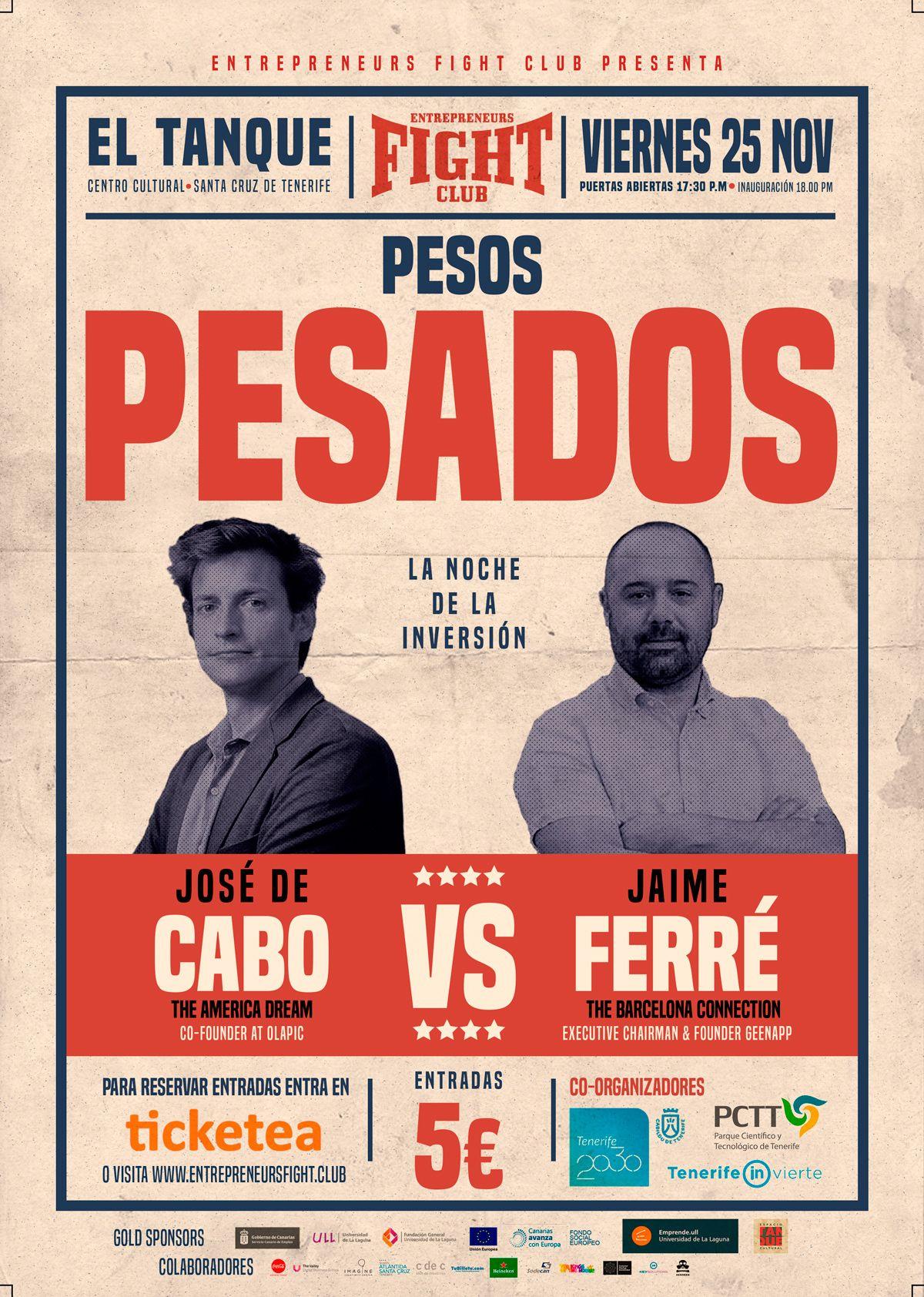jotaypunto / Entrepreneurs Fight Club
