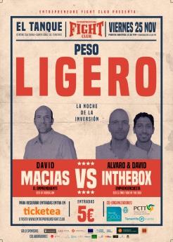 Foto de Entrepreneurs Fight Club Peso Ligero