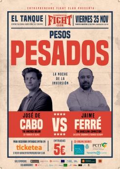 Foto de Entrepreneurs Fight Club Pesos Pesados