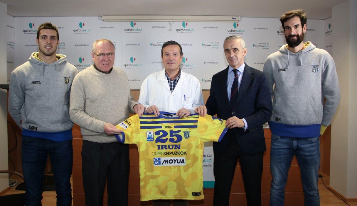 Foto de En la imagen de izda a dcha: Jon Azkue, José Ángel Sodupe,