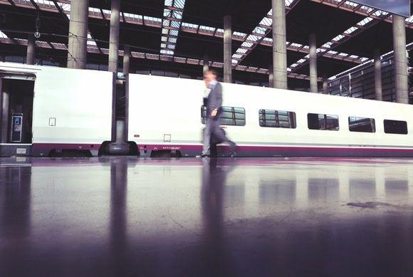 Foto de El WiFi también viaja en trenes AVE