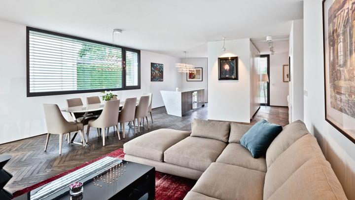 Decorar y comunicar el sal n el comedor y la cocina for Decoracion de espacios abiertos en casa