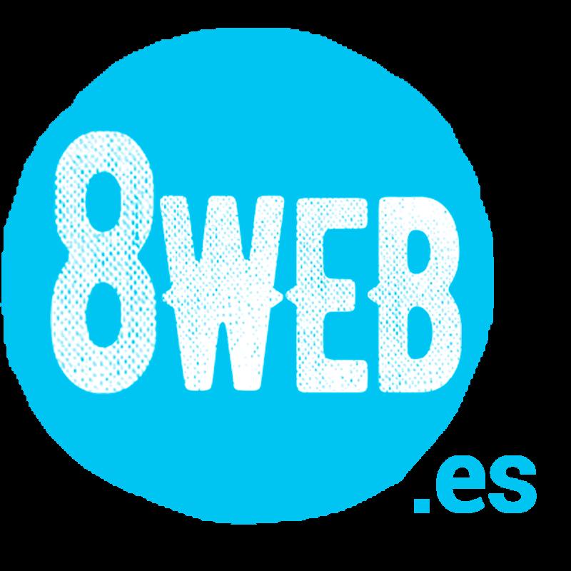 Foto de Logotipo 8WEB