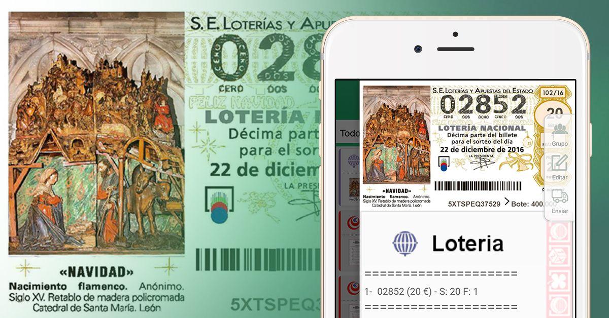 Foto de Lotería de Naviad2
