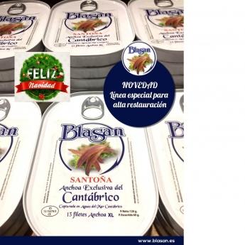 Lata Anchoa XL 13 Filetes