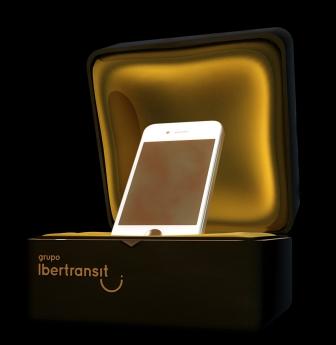 Productos tecnológico transportados como las joyas de la corona.