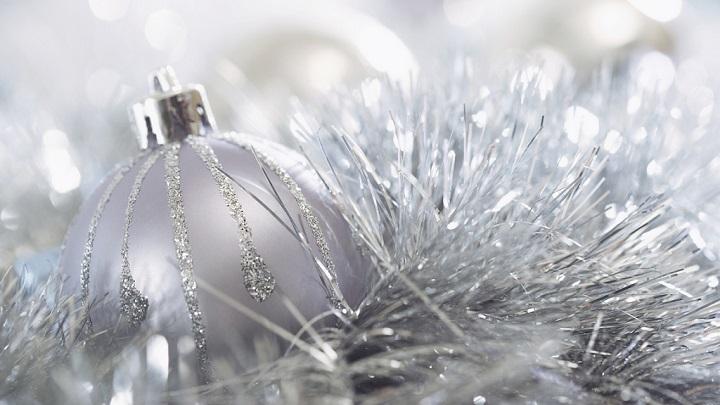 Este año la decoración de Navidad es en color plata - Notas de prensa