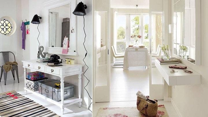 Los mejores colores para pintar el recibidor del hogar notas de prensa - Pintar un recibidor ...