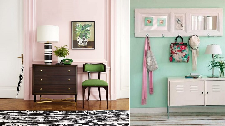 Los mejores colores para pintar el recibidor del hogar Notas de prensa