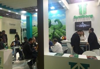 Stand de Symborg en la Feria Agricola Turca GrowTech