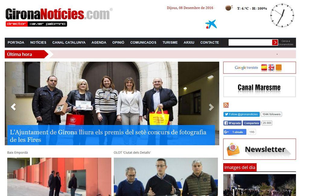 Foto de Captura Gironanoticies.com