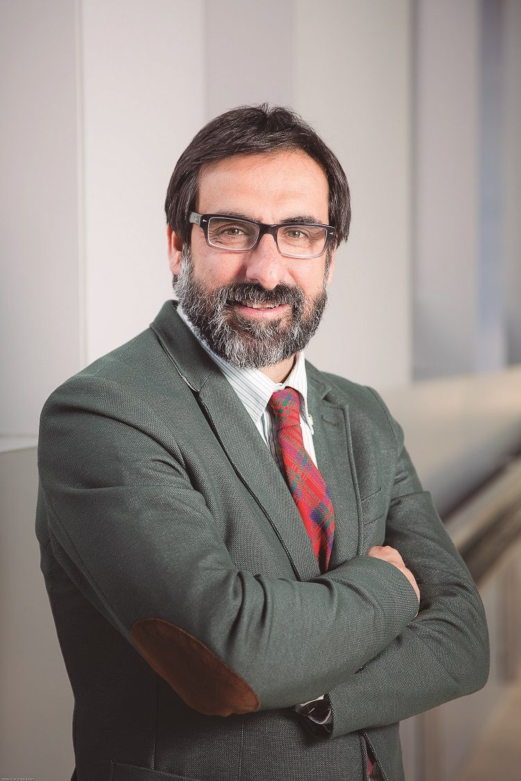 Foto de Marco Pugliese, director de EIT HEALTH SPAIN