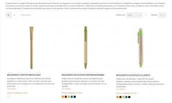 Foto de Bolígrafos personalizados para empresas