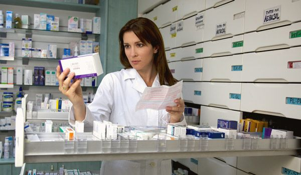Foto de Auxiliar de farmacia