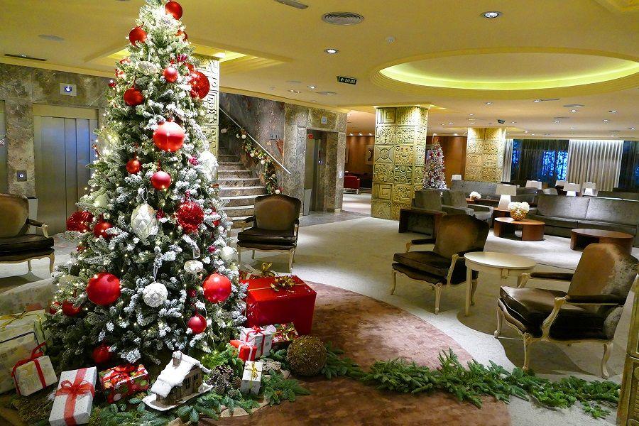 Foto de La Navidad ha llegado al Hotel Don Pancho